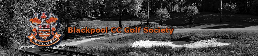 Blackpool Cricket Club Golf Society